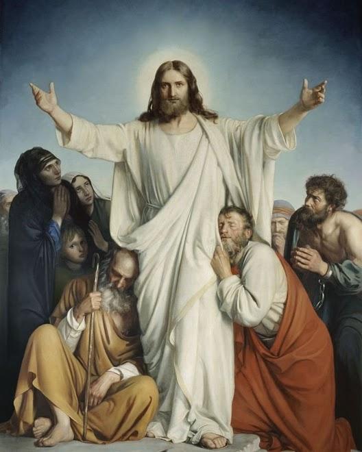 JESUS ACOLHEDOR