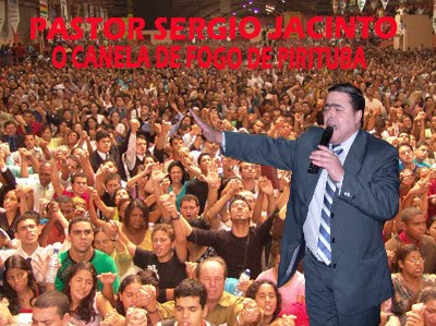 PASTOR SERGIO JACINTO
