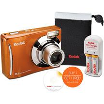 Kodak EasyShare C140 8 MP Digital Camera