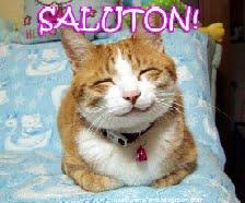 """""""SALUTON! Mi estas Miù"""""""