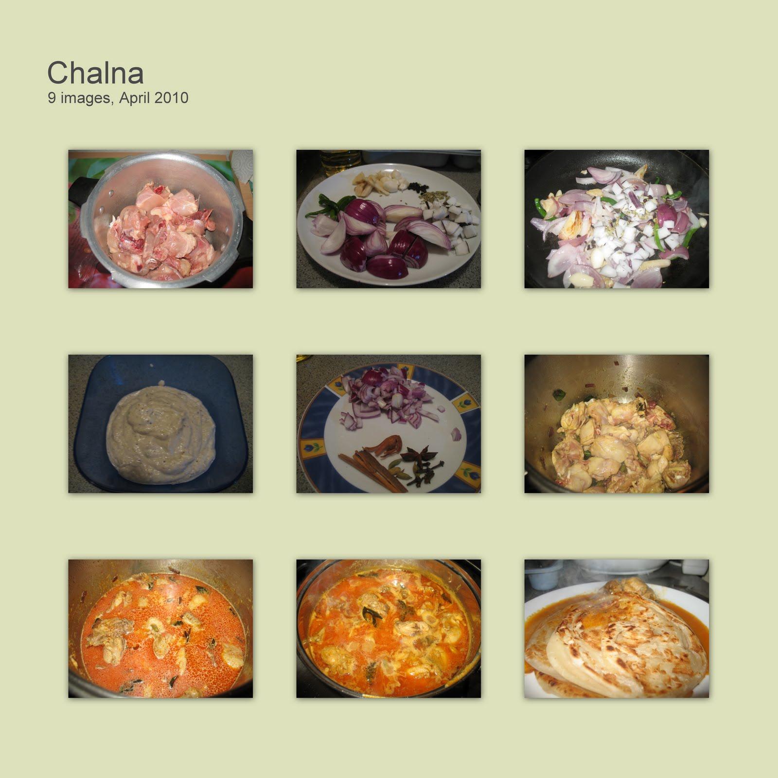 how to prepare parotta salna in tamil