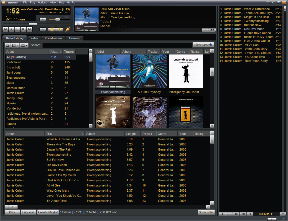 winamp 5.5 music player download