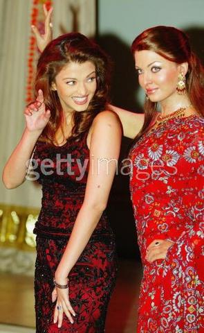 aishwarya rai in madam tussad museum photos