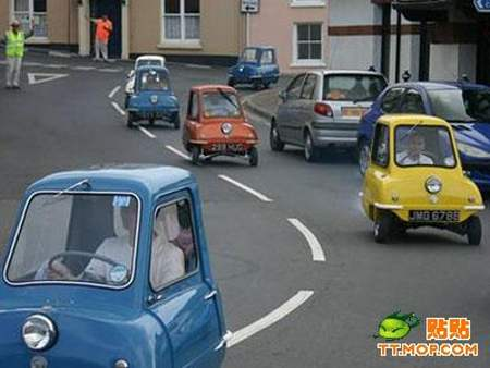 smallest car in the world 2010