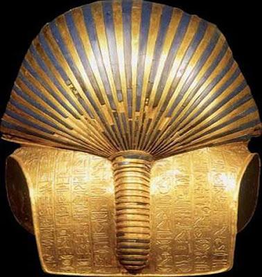 Death Mask Of Tutankhamun