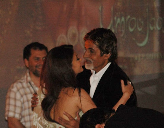 Amitabh And Aishwarya-Dont Take It Other Way