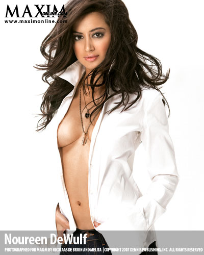 noureen dewulf photos