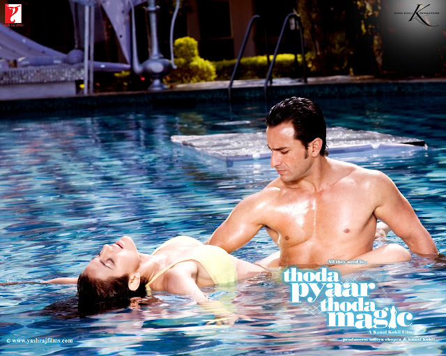 amisha patel in thoda pyaar thoda magic