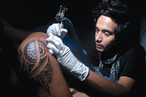 Although many people take tattooing as a means for creating a style