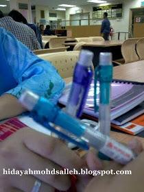 pensil sahabat..