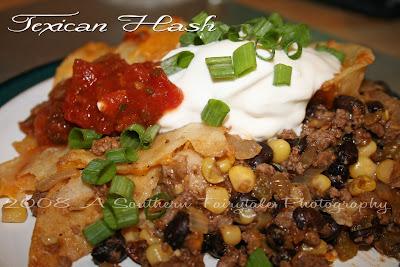 Texican Hash Recipe