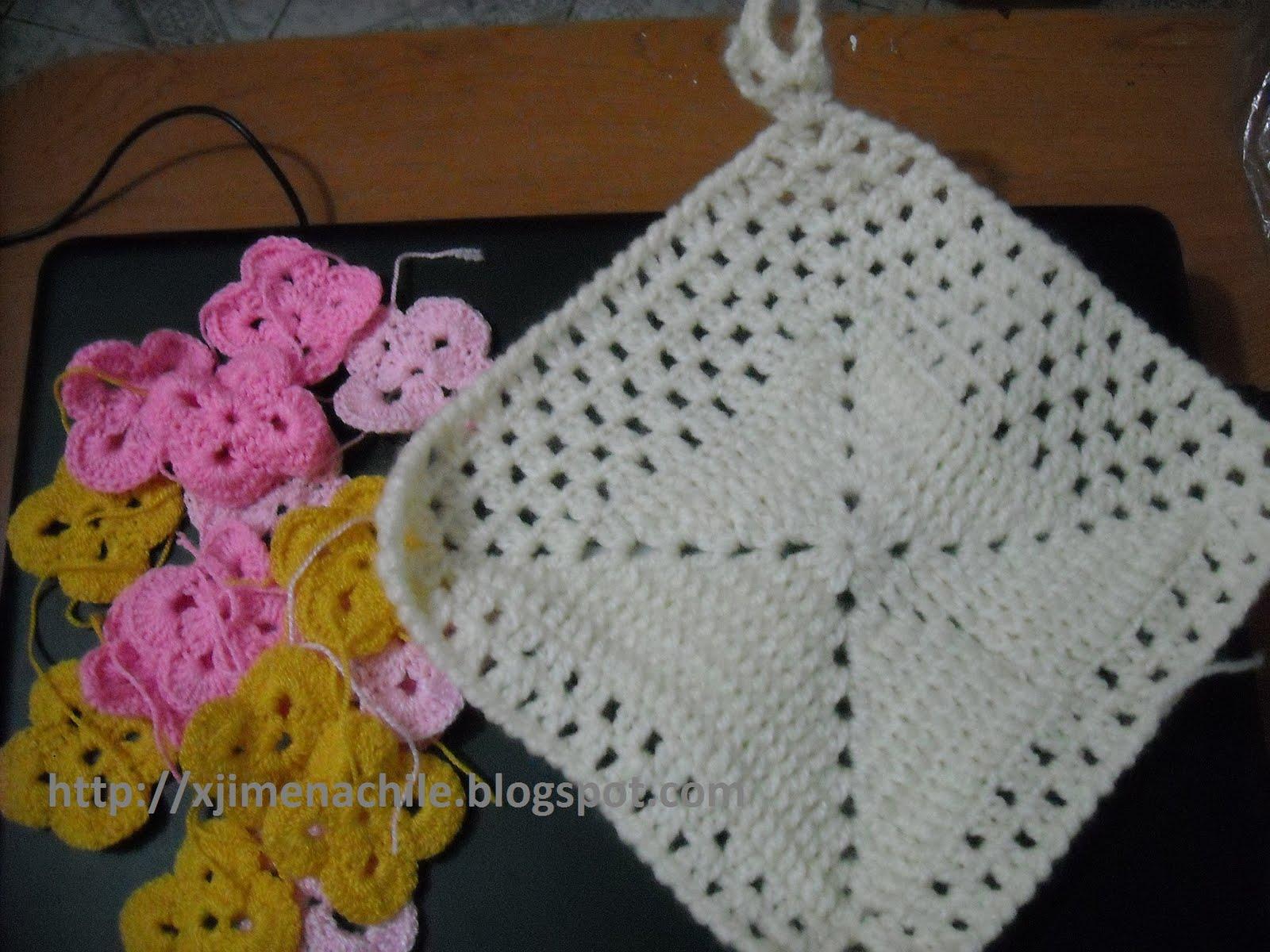 Anna Y Su Mundo I Camino De Mesa Tejido A Crochet