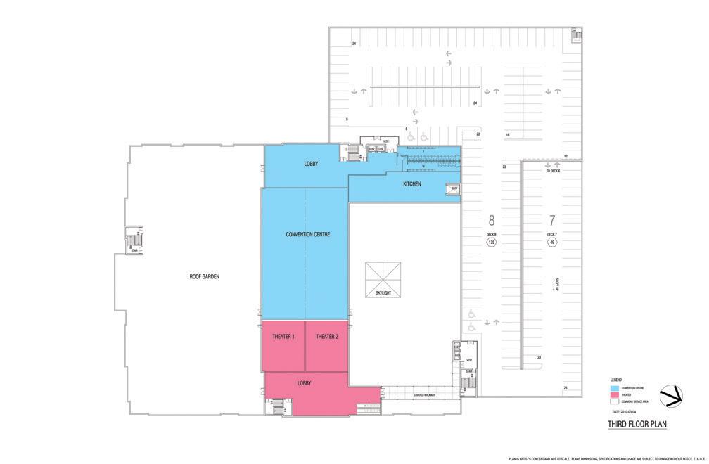 the sitara indoor shopping centre in scarborough floor plan