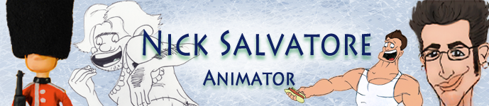 Nick Salvatore: Animator