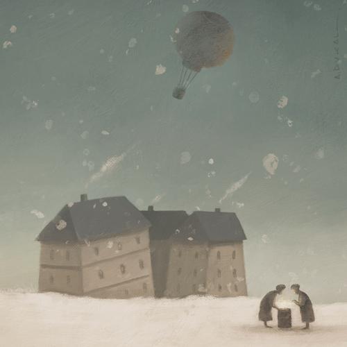Hard Winter - Detail 01