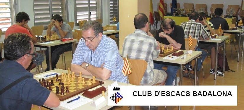 CLUB D'ESCACS BADALONA