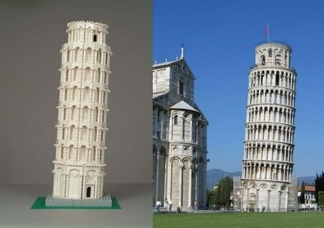 Forwards4all fun 39 n 39 masti replica of world famous for Monumental buildings around the world