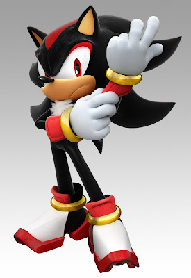 Shadow The Hedgehog Shadow+5