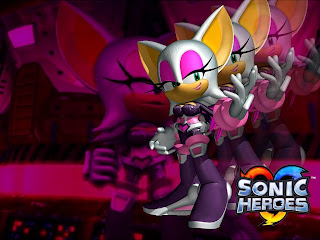 Rouge The Bat Rouge+fond+%C3%A9cran+Sonic+hereos