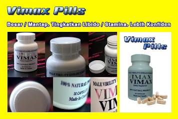 Ubat Kuat Lelaki - Vimax - Klik Gambar Untuk Belian
