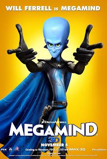 Movie MEGAMIND