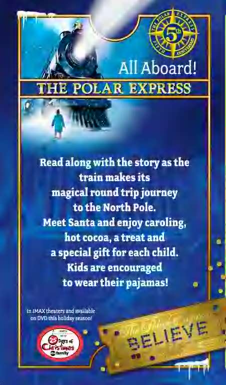 polar express ticket template - group picture, image by tag ...