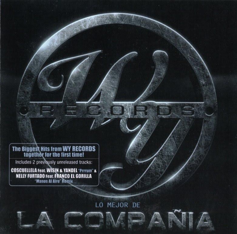 Wisin & Yandel – WY Records (Lo Mejor De La Compañia) (2010) Wybestcompany2010