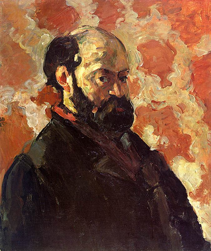 Daily Artist  Paul Cezanne  January 19  1839     October 22  1906