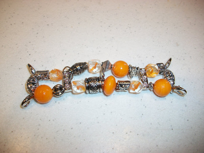 Orange/silver (W38)
