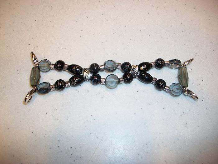 black/silver/gray (W58)