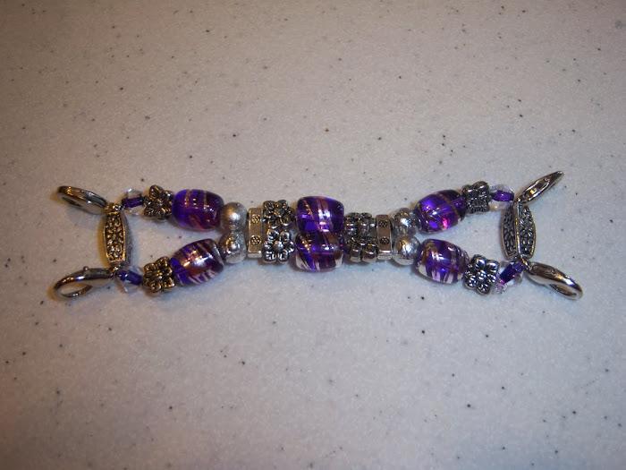 Purple/silver (W17)