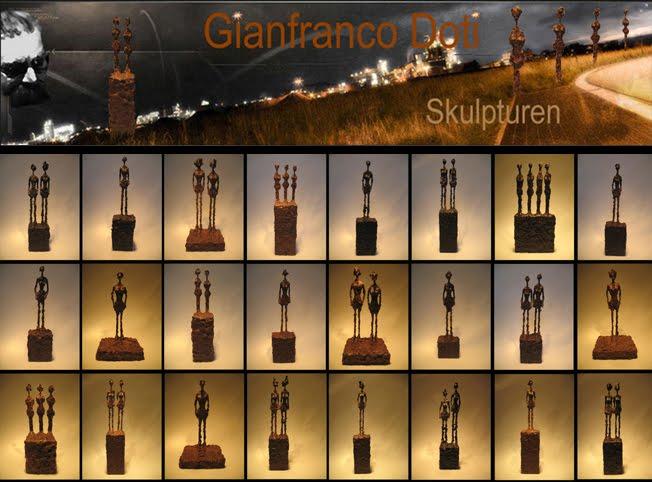 GianfrancoDoti-Skulpturen