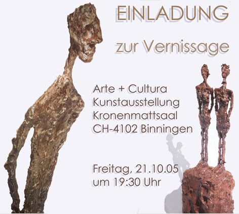 Arte 05 Internationale Kunst- und Kulturausstellung