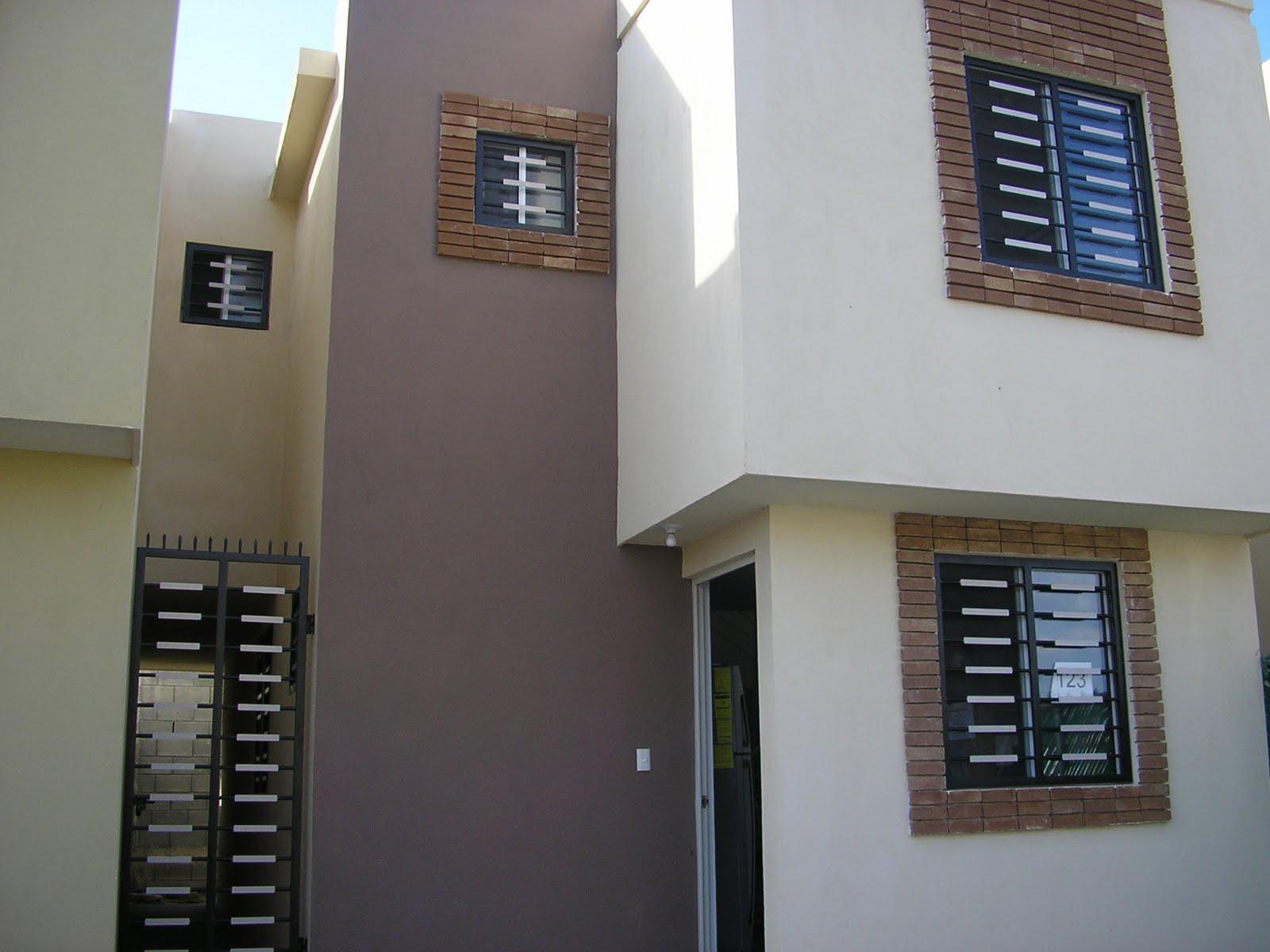 Rejas Para Casas Modernas Finest Moderna Residencia Amueblada Con