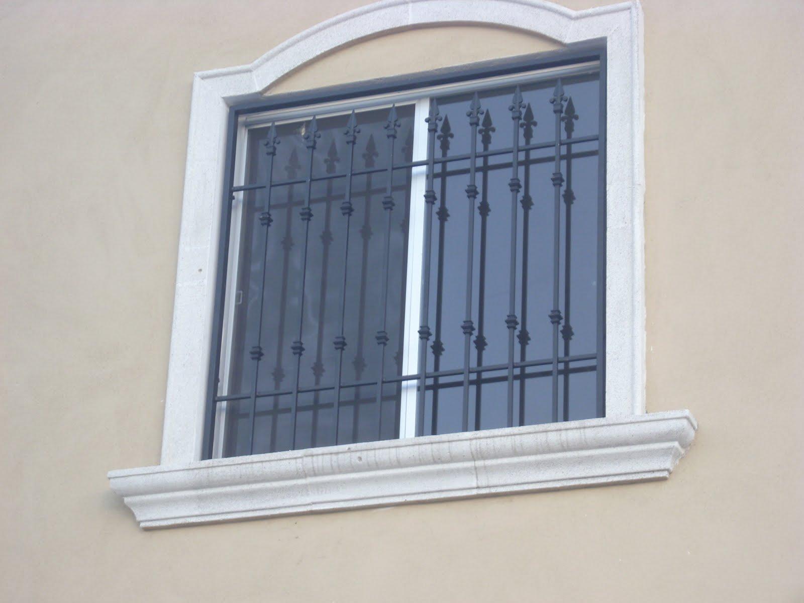 Regio protectores puerta principal de hierro forjado fracc - Puertas hierro forjado ...