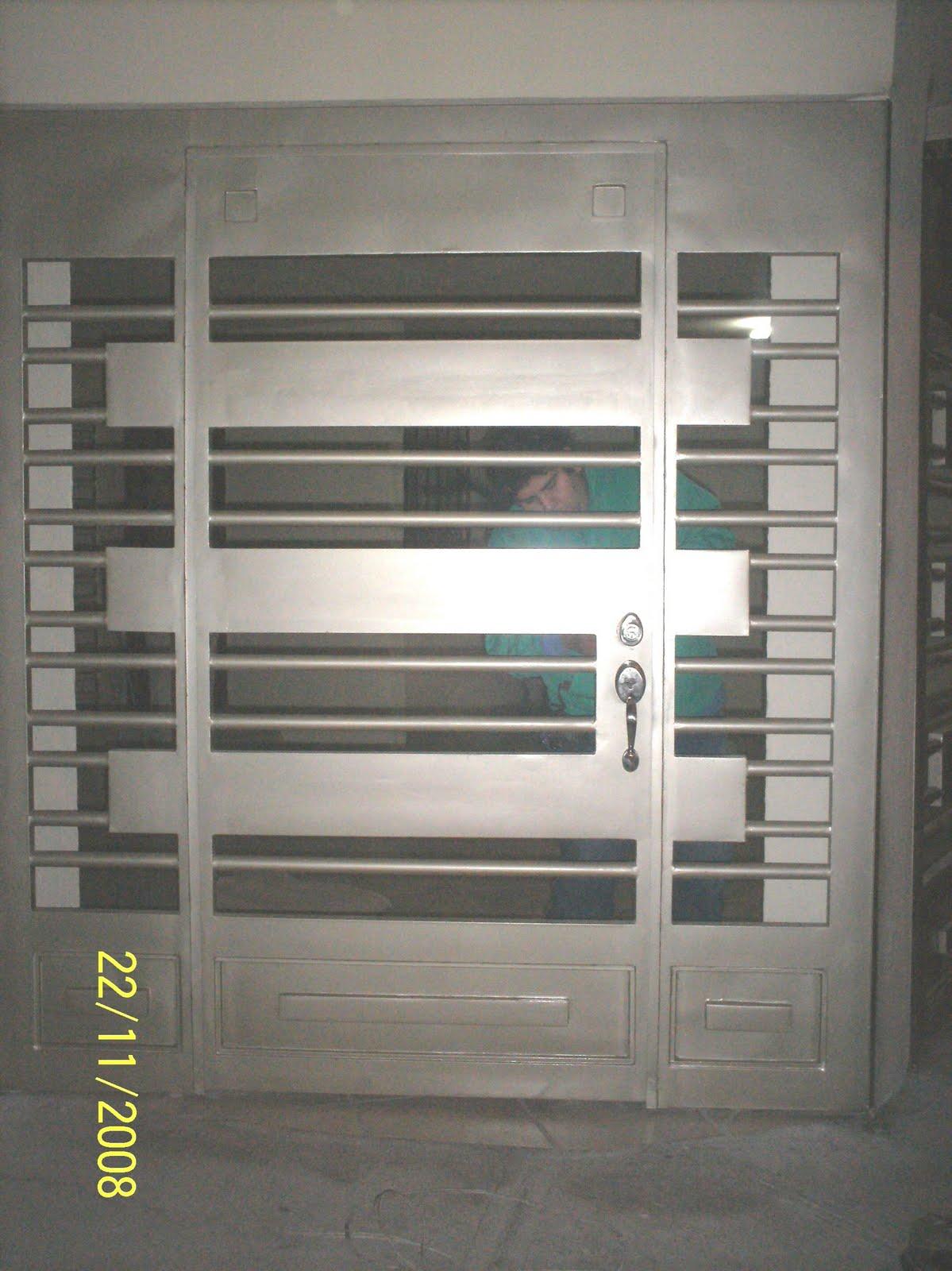 Portones Electricos Para Cochera En Monterrey Maxividrio Aluminio Y