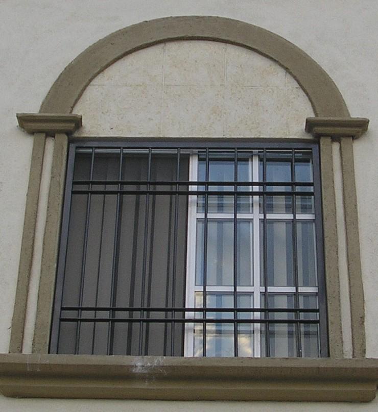 RP-050 Protectores para ventana estilo Contemporáneo, Fracc. Sierra ...