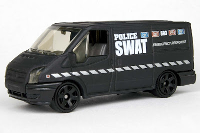 Matchbox 2006 Ford Transit Van