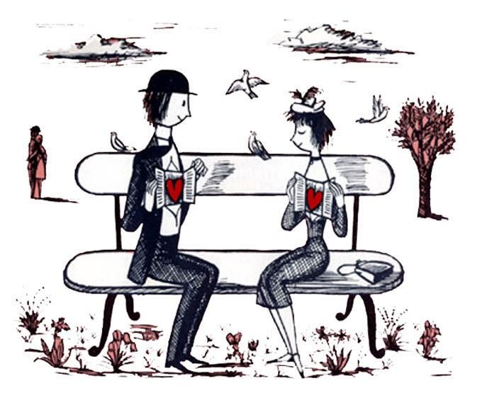 Tuttarte buon s valentino gli innamorati di peynet for 2 negozio di storie con alloggi
