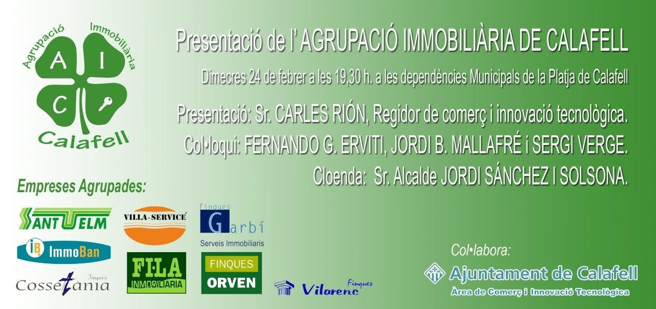 presentación AIC calafell
