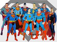 La evolución de superman desde sus inicios