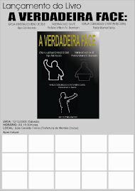 Lançamento de meu novo livro dia 12/12/09, na Sala Geraldo Freire (prefeitura) as 19:30