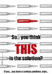 Γιατί η βία, δεν είναι η λύση