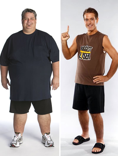 the biggest loser before after