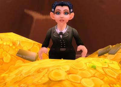 World of Warcraft: WoW: Числа, цифры, золото