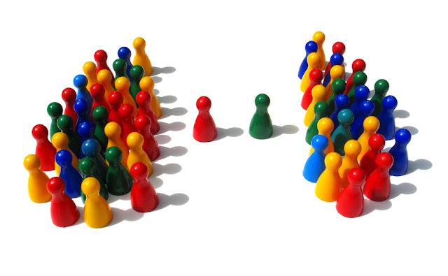 Игры Разума: MMO: Где начинается политика? (часть 3)