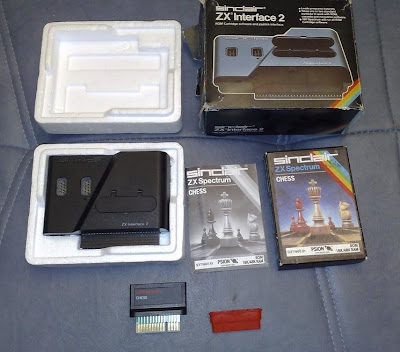 Sinclair ZX Interface 2 box Speccy