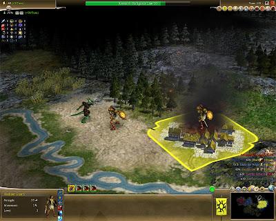 Civ IV Fall From Heaven II mod