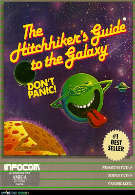 a review of the hitchhikers guide to the galaxy by douglas adams and eoin colfer Blog about douglas adams and the hitchhiker's guide to the galaxy, part of the website douglasadamseu the sixth book in the hitchhiker's guide to the galaxy written by eoin colfer first i'd like to thank penguin and eoin colfer's website for organizing this giveaway and for risking sending to fans half of the book three months.