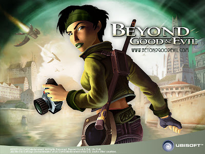 Beyond Good and Evil wallpaper